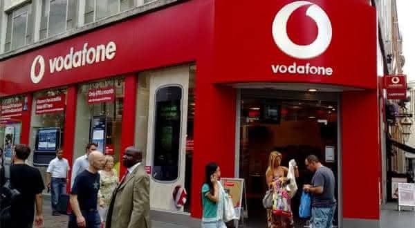 vodafone entre as maiores empresas de telecomunicações do mundo