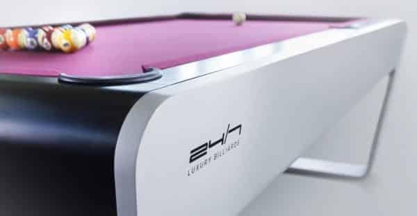 24-7 Billiard Table 2 entre as mesas de sinuca mais caras do mundo