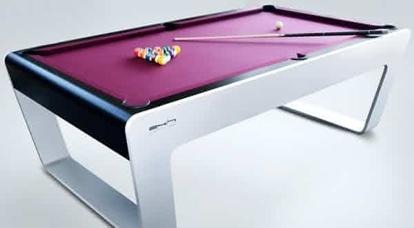 24-7 Billiard Table entre as mesas de sinuca mais caras do mundo