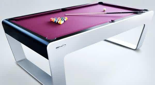 24-7 Billiard Table entre as mesas de sinuca mais caras do mundo