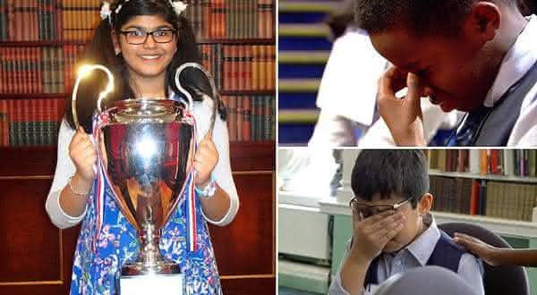 Child Genius entre os reality shows mais cruéis do mundo