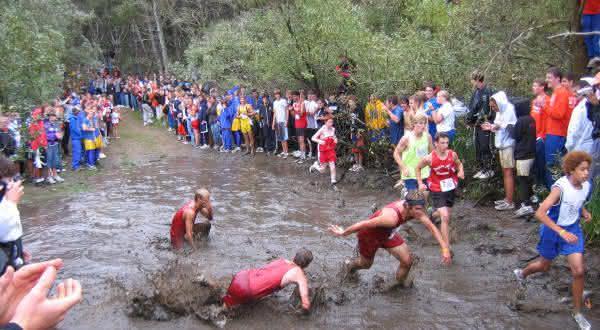 Corrida Cross Country entre os esportes mais dificeis do mundo