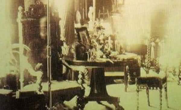 Fantasma do Lorde Combermere entre as fotos de fantasma mais famosa