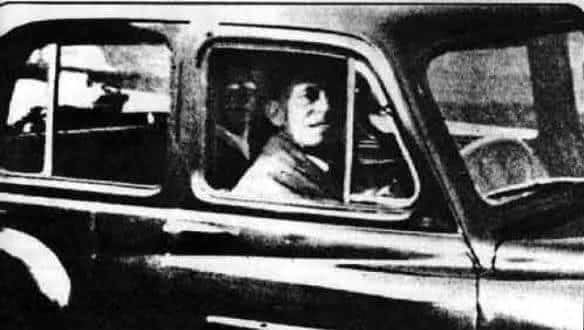 Fantasma no Banco de Tras entre as fotos de fantasma mais famosa