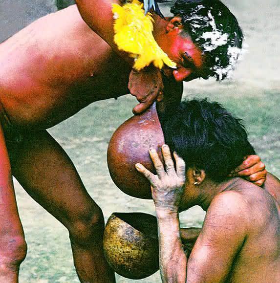 Ritual de Sepultamento Yanomami entre as mais bizarras tradições no mundo