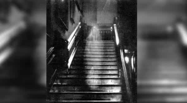 Senhora de Marrom entre as fotos de fantasma mais famosa
