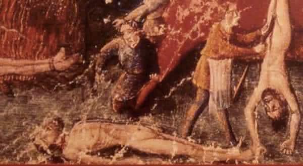 Siege of Maarat ou Ma arra entre os mais chocantes casos de canibalismo coletivo