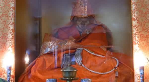 Sokushinbutsu entre as mais agonizantes praticas religiosas
