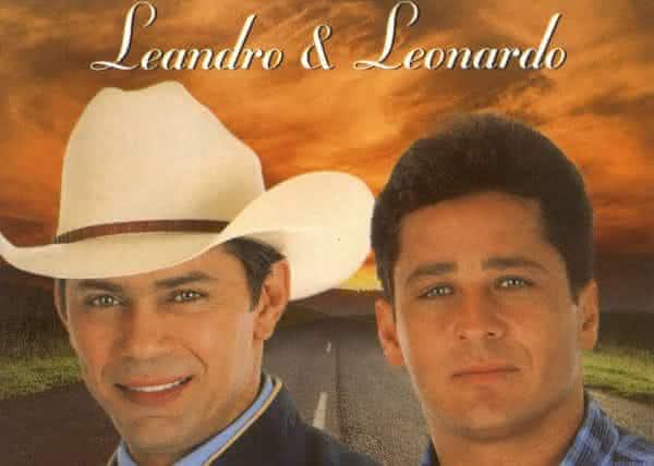 leandro e leonardo entre os discos mais vendidos da historia do brasil