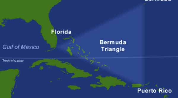 simplesmente nao existe entre as mais intrigantes teorias sobre o triangulo das bermudas