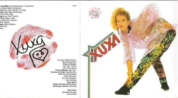 xou da xuxa entre os discos mais vendidos da historia do brasil