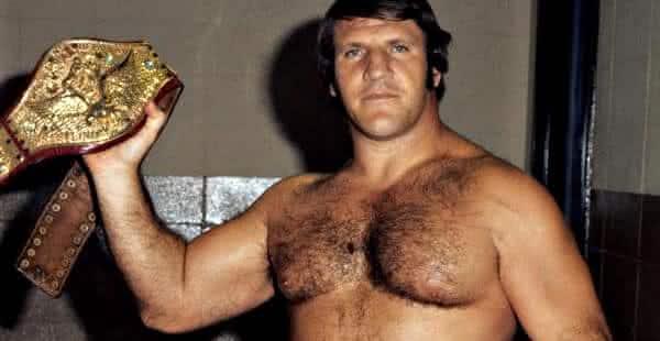 Bruno Sammartino entre os maiores lutadores da historia da wwe