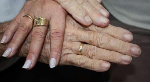 Dr Sir Temulji Bhicaji Nariman e Lady Nariman um dos casamentos mais longos do mundo