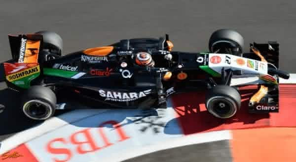 Force India entre as equipes mais valiosas da formula 1