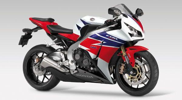 motos mais rápidas do mundo Honda CBR1000 RR