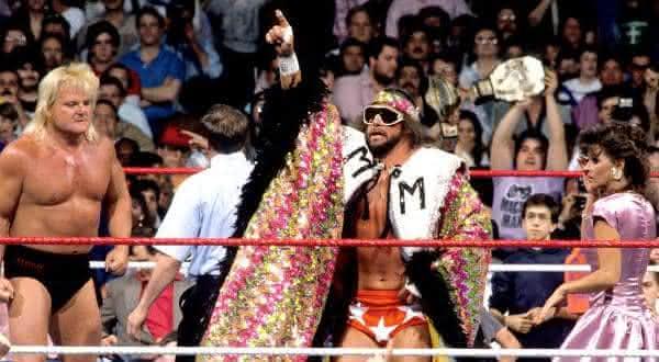 Macho Man Randy Savage entre os maiores lutadores da historia da wwe