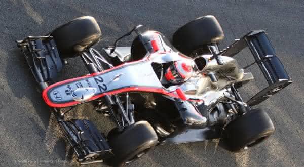 McLaren entre as equipes mais valiosas da formula 1