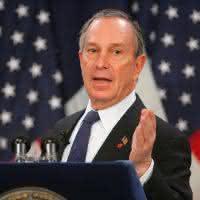 Michael Bloomberg entre os homens mais ricos do mundo