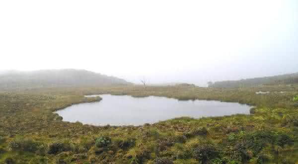 Mount Waialeale lugares mais chuvosos do mundo