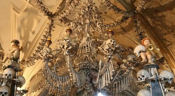 Ossuario de Sedlec entre as relíquias mais misteriosas do mundo