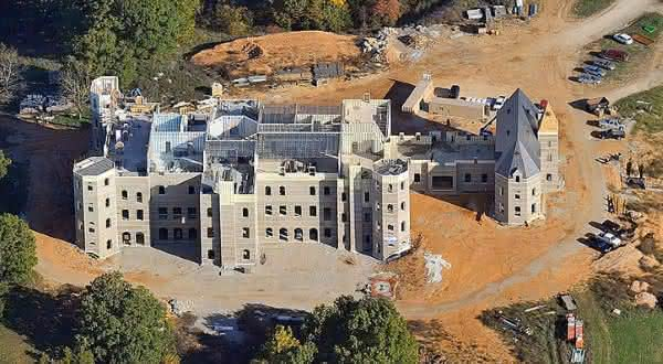 The Pensmore Mansion 2 entre as maiores casas do mundo