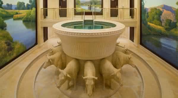 batismo de mortos entre as estranhas crencas mormons