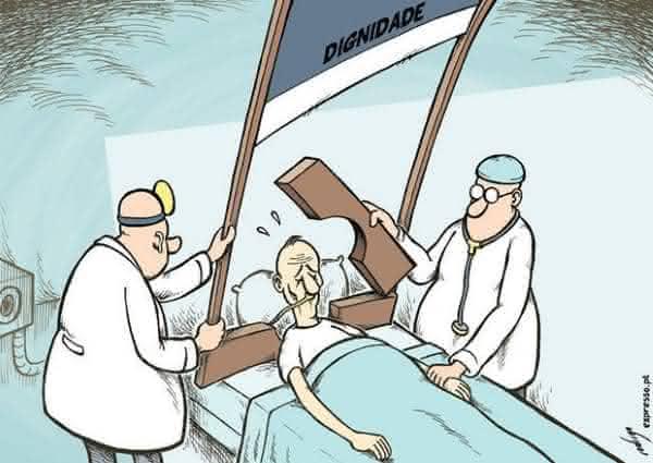 encoraja pessoas vulneraveis razoes pelas quais a eutanasia nao e a solucao