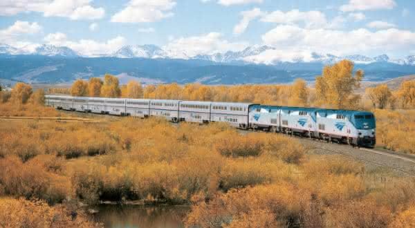 Chicago-Los Angeles entre as rotas de trens mais longas do mundo