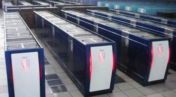 Earth Simulator entre os supercomputadores mais caros do mundo