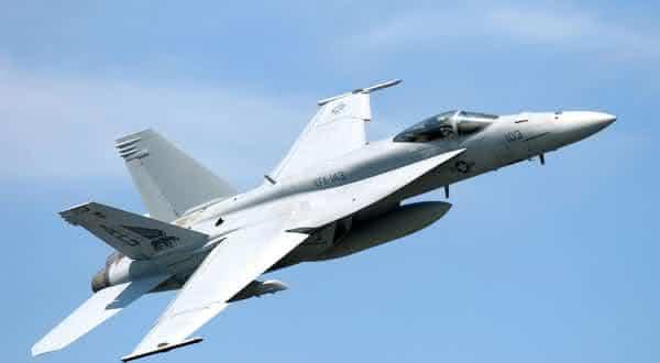 F-18E Super Hornet  entre os caças mais caros do mundo