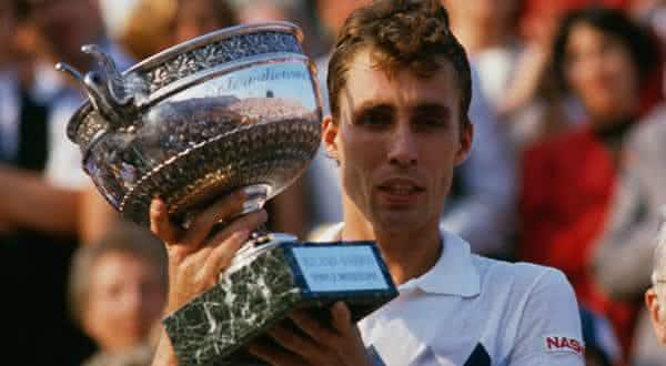 Ivan Lendl entre os melhores tenistas de todos os tempos