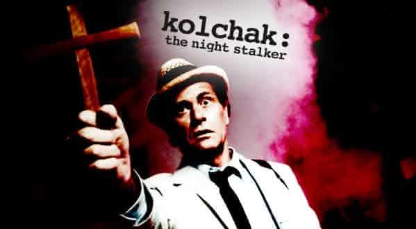 Kolchak The Night Stalker entre as melhores séries de terror de todos os tempos