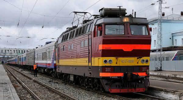 Moscow-Beijing via Harbin entre as viagens de trens mais longas do mundo