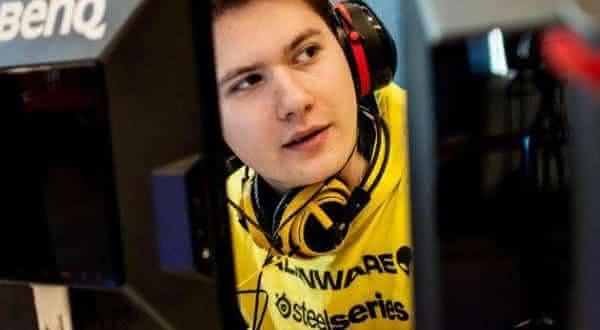 Oleksandr Dashkevych um dos jogadores de games mais ricos do mundo