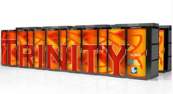 Trinity entre os supercomputadores mais caros do mundo