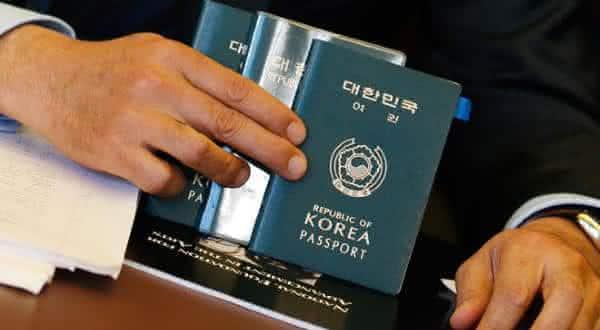 coreia do sul entre os passaportes mais poderosos do mundo