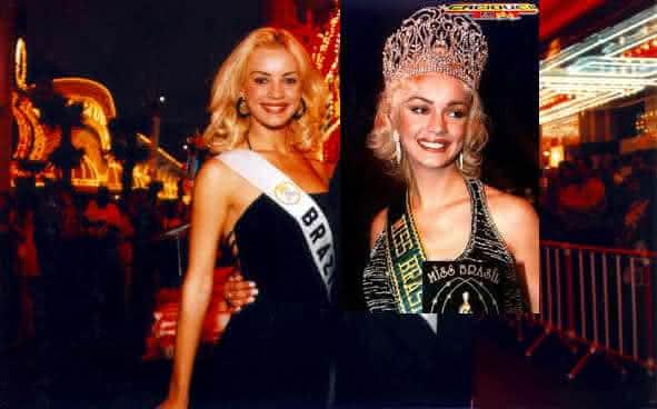 parana entre os estados com mais vencedoras no Miss brasil