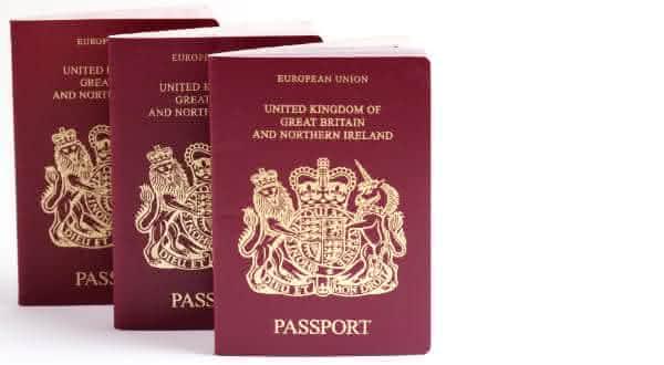 reino unido entre os passaportes mais poderosos do mundo