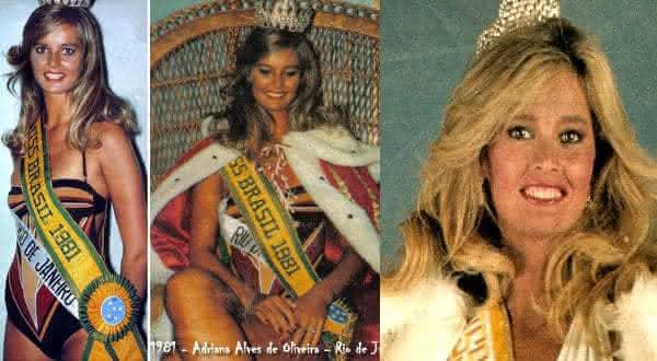 rio de janeiro entre os estados com mais vencedoras no Miss brasil