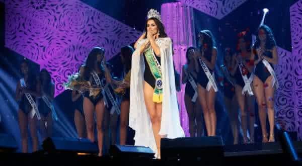 rio grande do sul entre os estados com mais titulos no Miss brasil