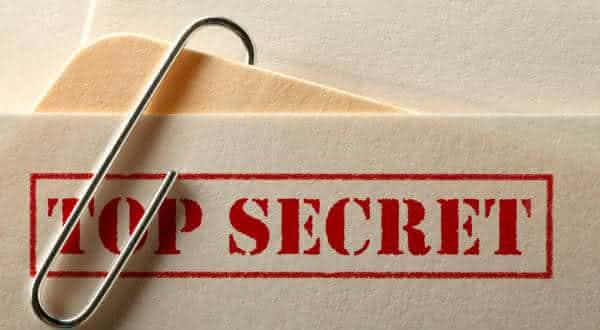 segredos de governo coisas absurdas encontradas na Deep Web