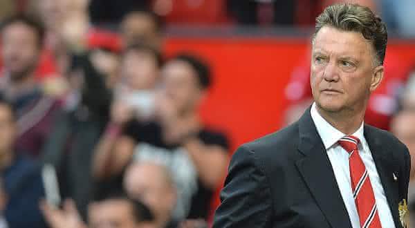 Louis Van Gaal entre os melhores treinadores de futebol do mundo