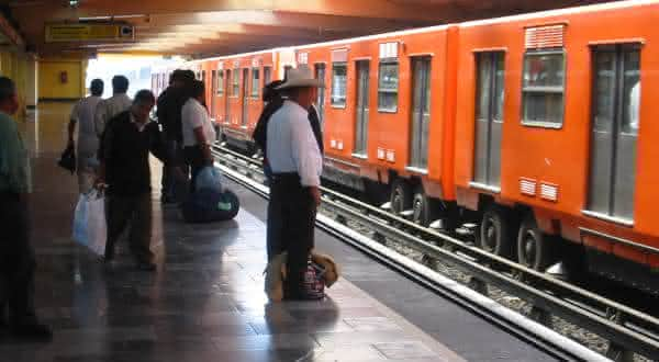 Mexico City Metro entre os maiores sistemas de metro do mundo