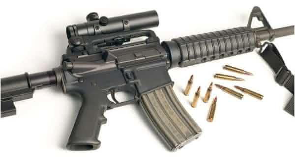 armas entre os motivos para odiar ser canhoto