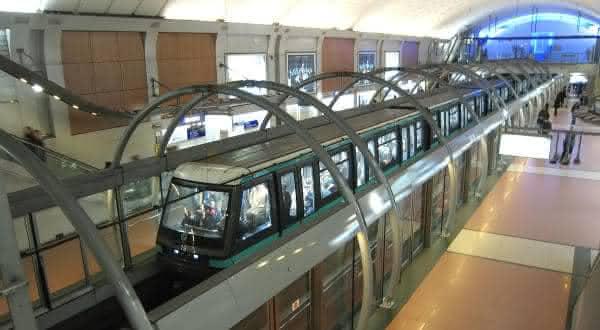 metro de paris entre os maiores sistemas de metro do mundo