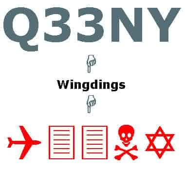 Fonte Wingdings entre as mais chocantes coincidencias sem explicacao