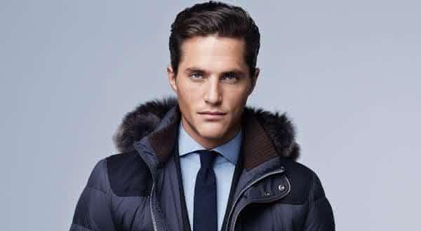 Ollie Edwards entre os modelos masculinos mais bem pagos do mundo