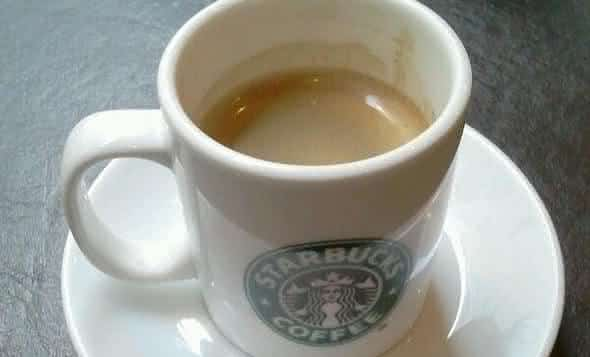 starbucks produtos de cafe mais fortes do mundo