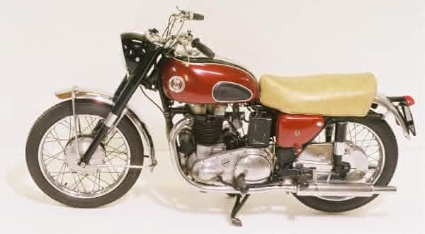 1958 Ariel Cyclone 650 entre as motos mais caras ja vendidas em leilao