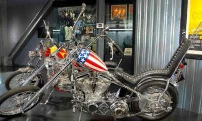 Top 10 motos mais caras já vendidas em leilão